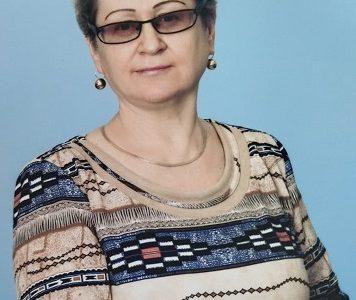 Понкратова Ольга Гелиосовна