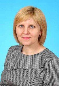 Шергина Вера Михайловна