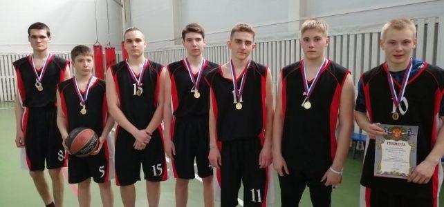Первенство  Балахтинского района по баскетболу среди школьников до 18 лет