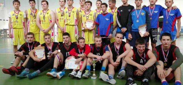 Кубок Балахтинского района по баскетболу 2019