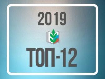 ТОП-12 ГЛАВНЫХ ДОСТИЖЕНИЙ ОБЩЕРОССИЙСКОГО ПРОФСОЮЗА ОБРАЗОВАНИЯ В 2019 ГОДУ