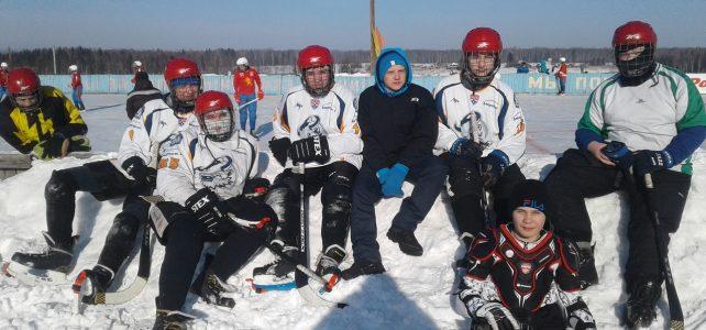 Районные соревнования по хоккею в честь памяти Сенченко В.И.